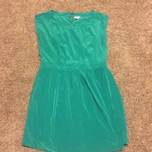 Old Navy Green Dress Size M
